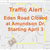 Eden Road Closure