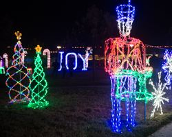 nrh holiday magic lights