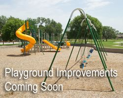 Playground Improvements Coming Soon