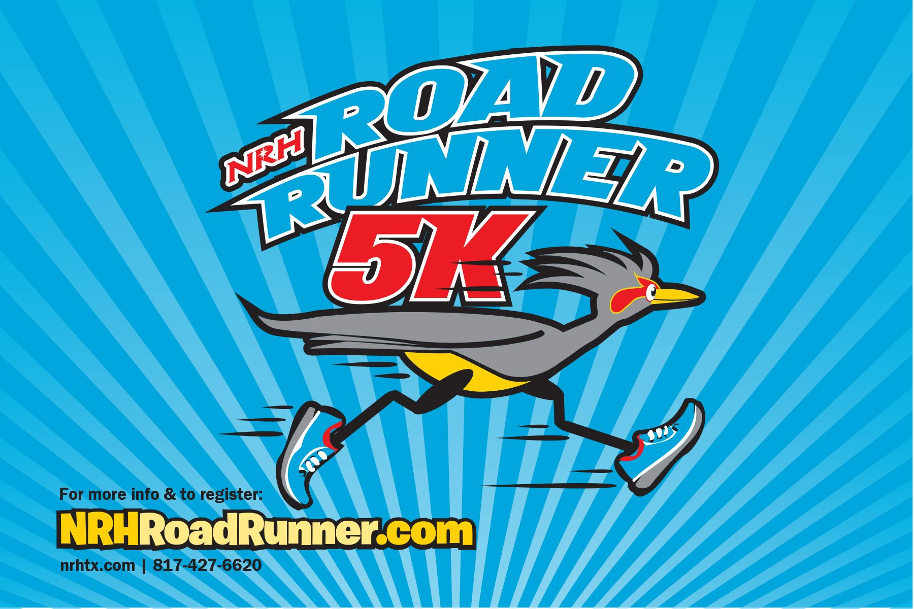 Road Runner Postcard2018-Front