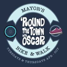 Round the Town with Oscar logo