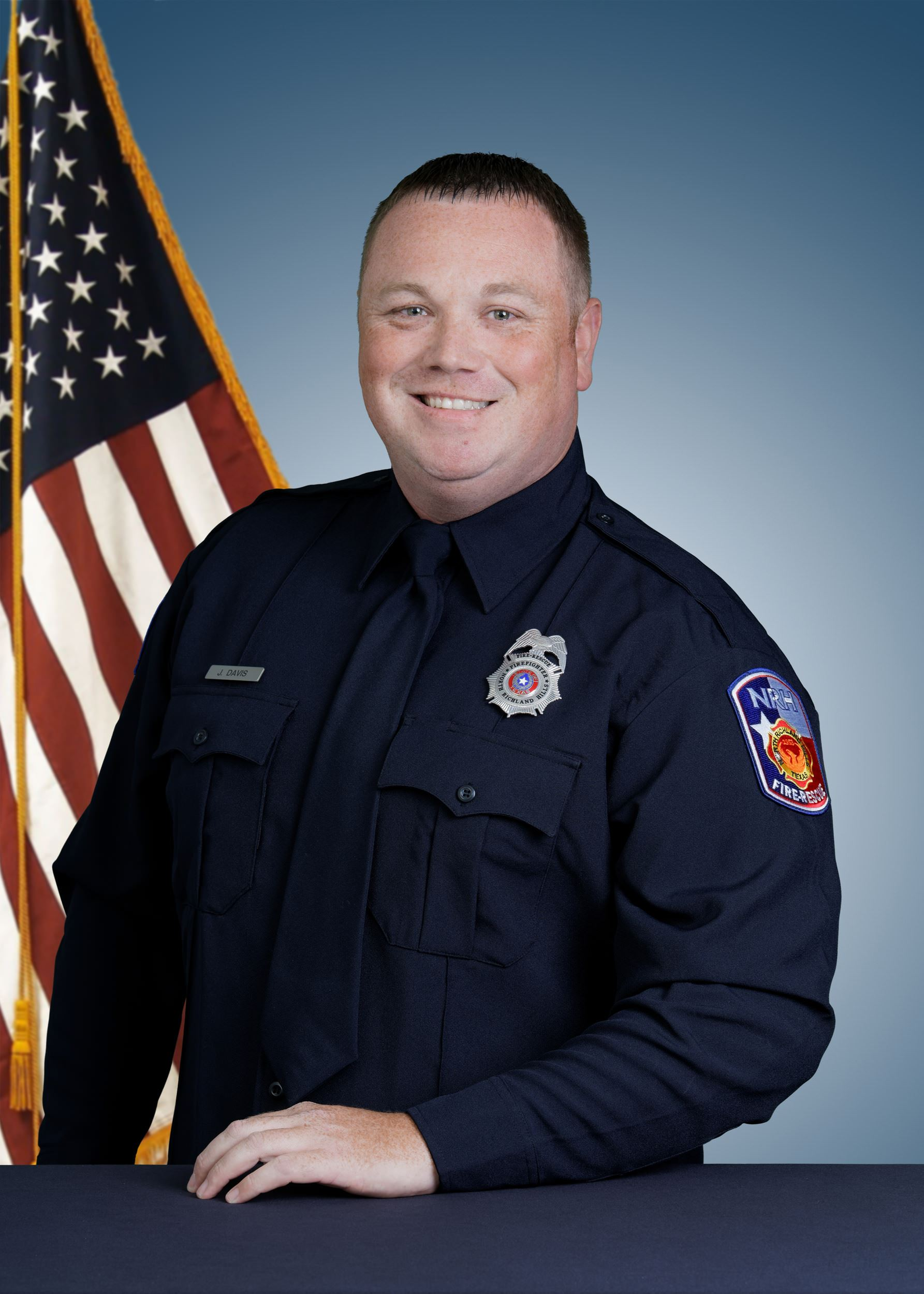 Jason Davis FireFighter Paramedic
