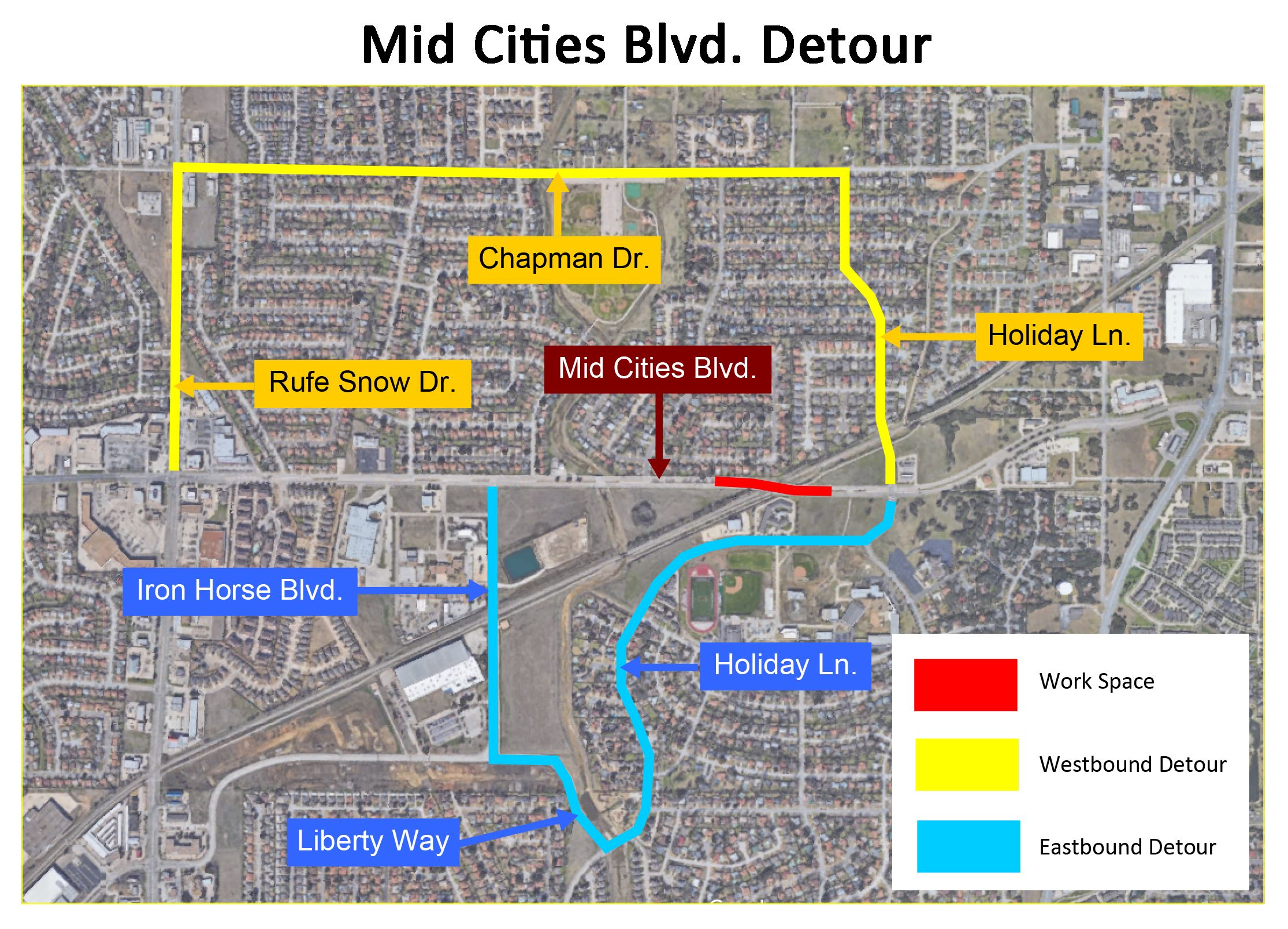 Mid Cities Detour