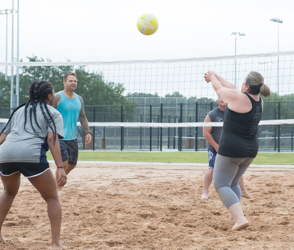 Northfield Sand Volleyball Courts