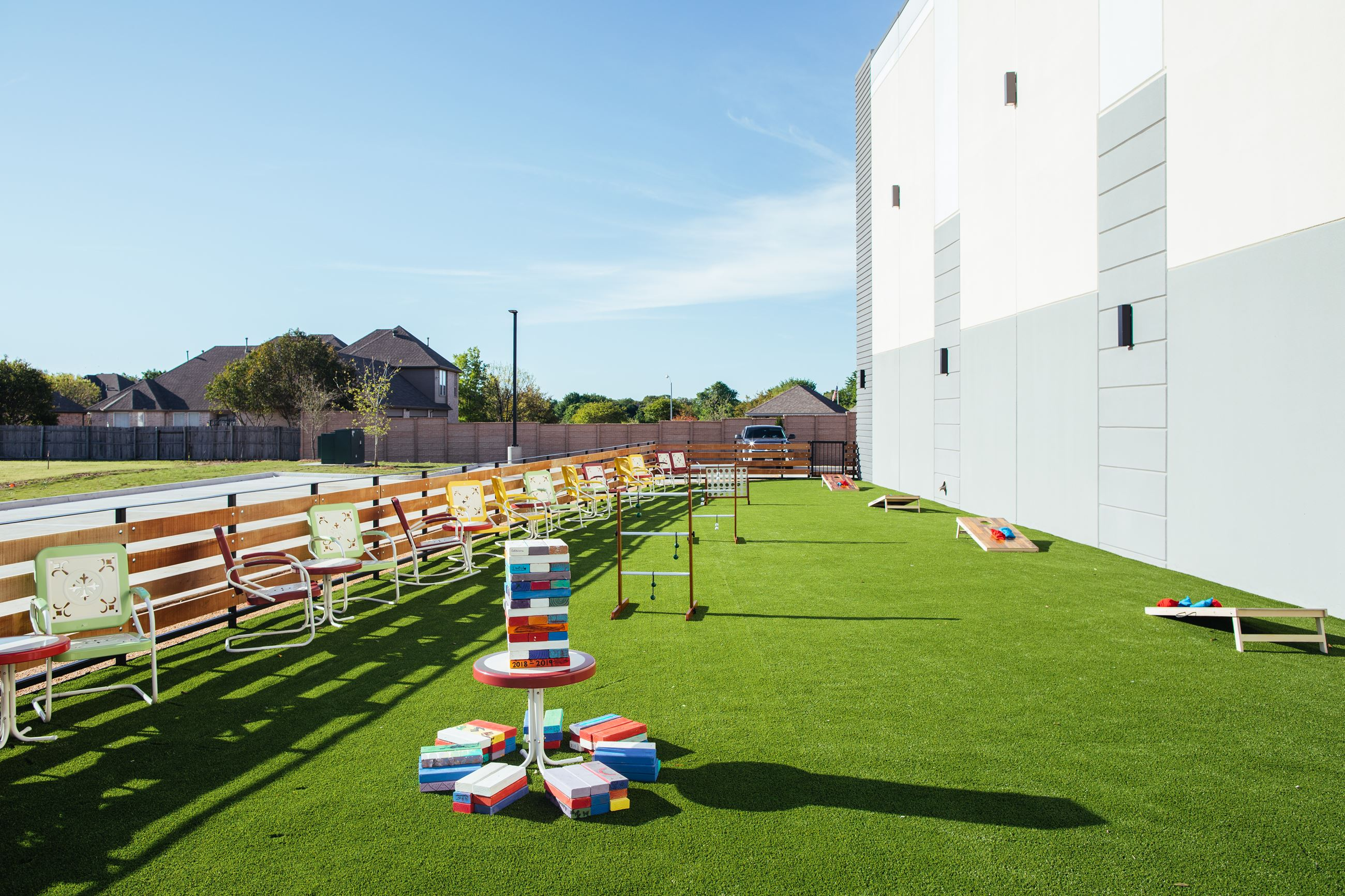 Vetted Well play area