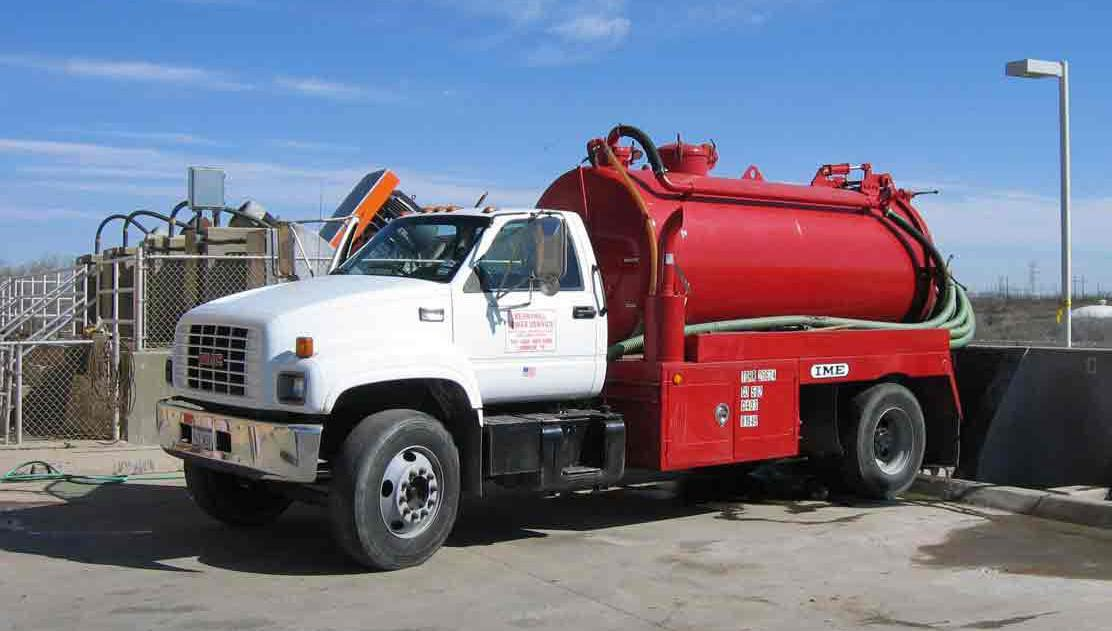 Image result for septic hauler images