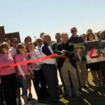 Randy Moresi Trail Ribbon Cutting