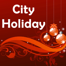 City Holiday