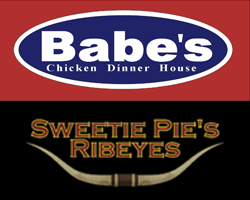 Babes, Sweetie Pies Logos