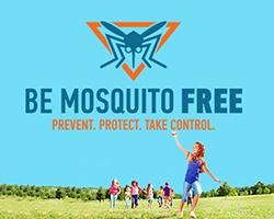 Be Mosquito Free