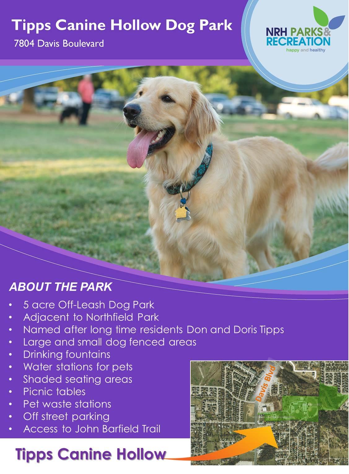 Dog Parks Near North Richland Hills