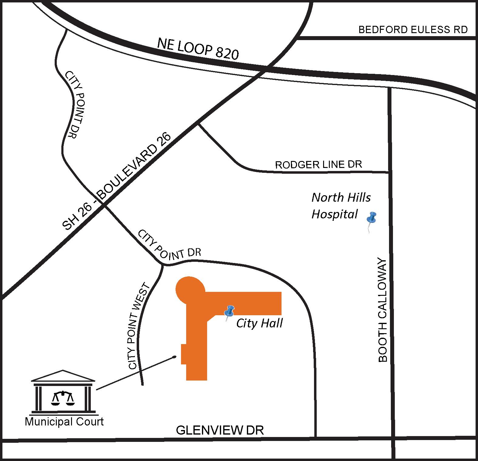 North Richland Hills TX Official Website