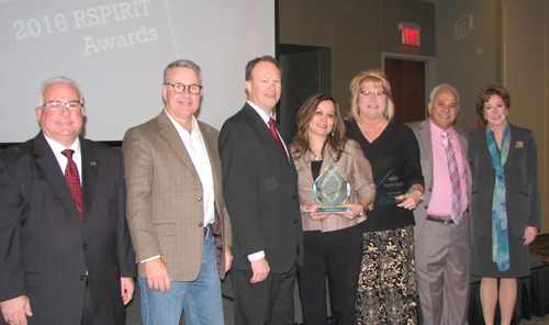 NORTH RICHLAND HILLS RECOGNIZES EMPLOYEES AND AWARDS THE R-SPIRIT AWARD