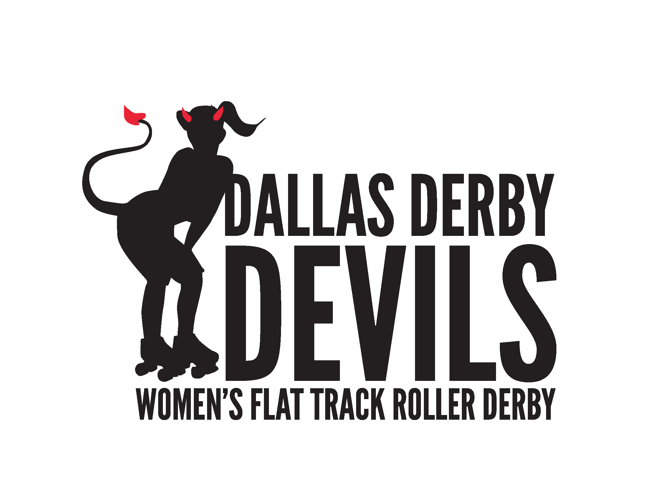 Dallas Derby Devils Logo